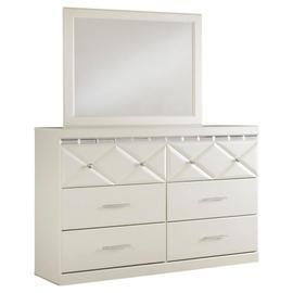 See Details - Dreamur Dresser and Mirror