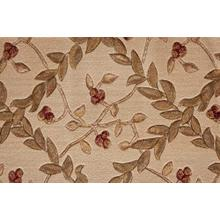 Ashton House Regal Vine A02f Ivory Broadloom