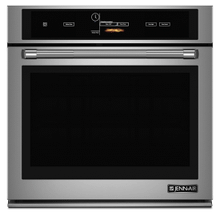 "30"" Single Wall Oven with V2™ Vertical Dual-Fan Convection System, Pro-Style® Stainless Handle"