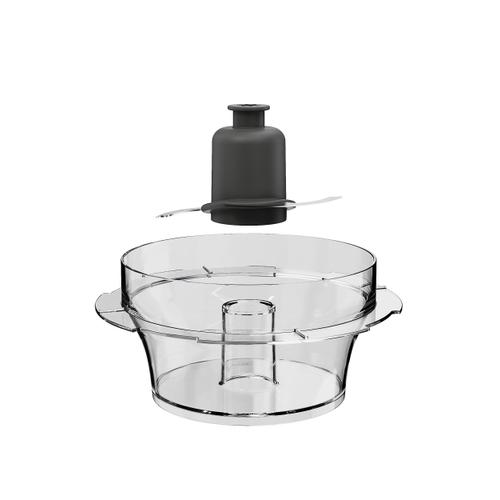 GE 12-Cup Food Processor with Accessories