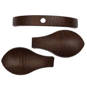 Designer Skin - Textured Leather (Brown)