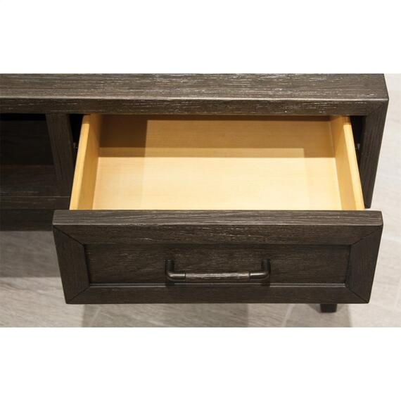 Riverside - Vogue - Coffee Table - Umber Finish