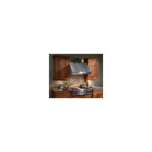 Broan Canada - Broan® Elite E60000 Series 30-inch Canopy Range Hood, 650 Max Blower CFM, Stainless Steel