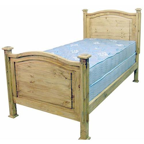 Twin Budget Bed