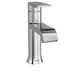 Genta chrome one-handle bathroom faucet Product Image