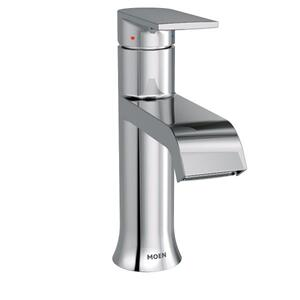 Genta chrome one-handle bathroom faucet Product Image