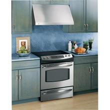 """See Details - GE Profile™ Series 36"""" Designer Hood - SPECIAL OPEN BOX/RETURN CLEARANCE @ LAS CRUCES STORE # 92994"""