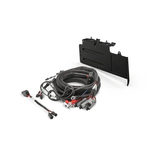 Rockford Fosgate - 4 AWG Amp kit for select Maverick X3 models