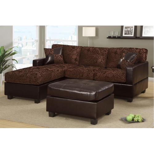 Gallery - Sectional W/ Ottoman