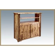 See Details - Homestead Media Center, Stained and Lacquered