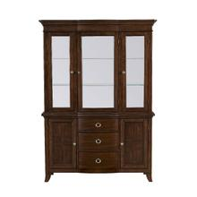 Wellsville Dining Hutch, Brown