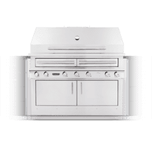 K1000 Built-in Hybrid Fire Grill