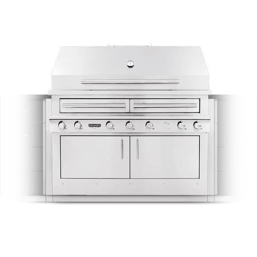 K1000 Built-in Hybrid Fire Grill