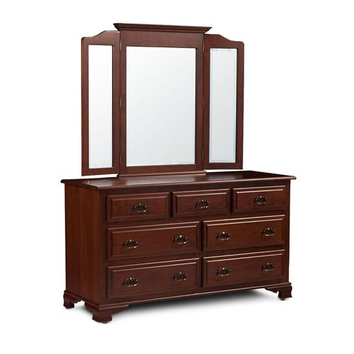 Classic 7-Drawer Dresser, Large