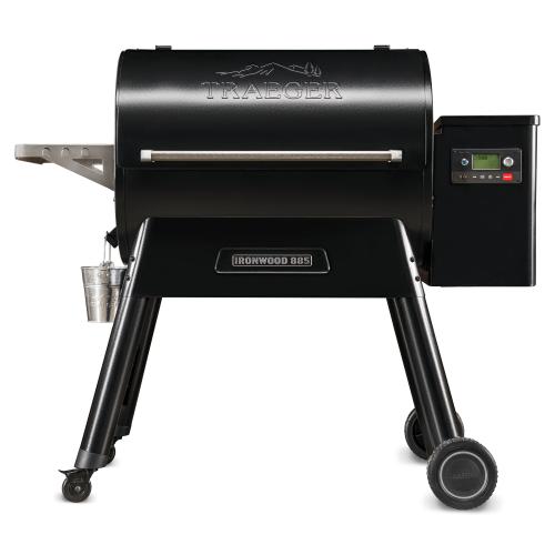 Traeger Grills - Traeger Ironwood Series 885 Pellet Grill