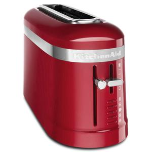 KitchenAid2 Slice Long Slot Toaster with High-Lift Lever - Empire Red