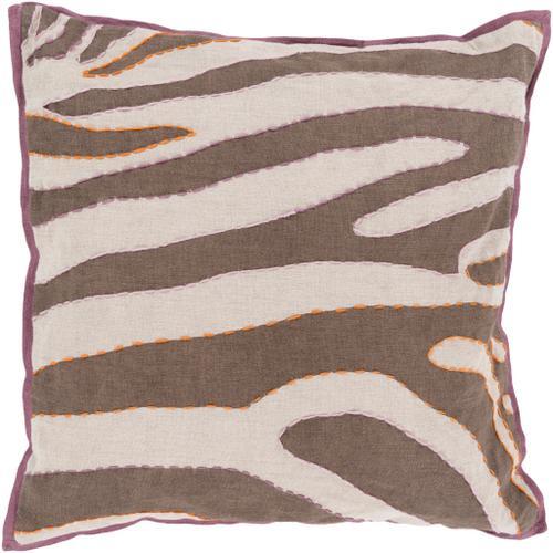 """Surya - Zebra LD-039 20""""H x 20""""W"""