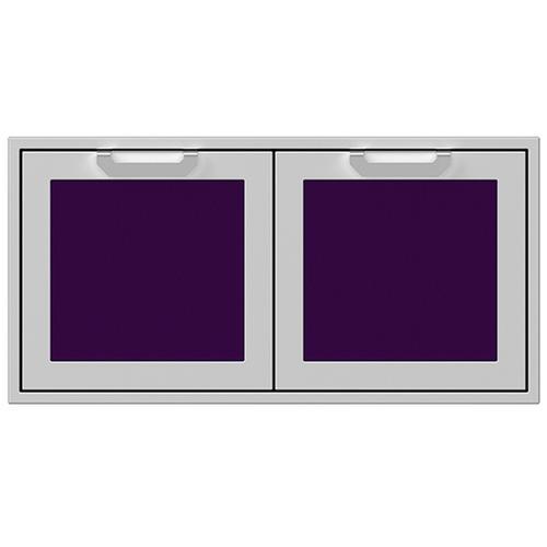 "42"" Hestan Outdoor Double Access Doors - AGAD Series - Lush"