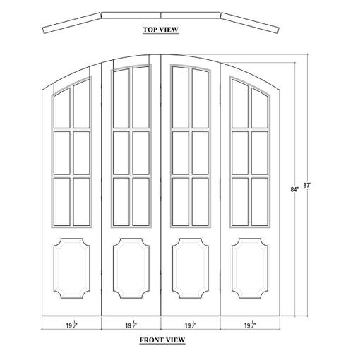 Gallery - Chateau Divider