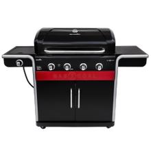Gas2Coal® 4-Burner Hybrid Grill