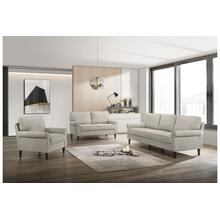 See Details - Kason Oatmeal Sofa, Loveseat & Chair, SWU4010
