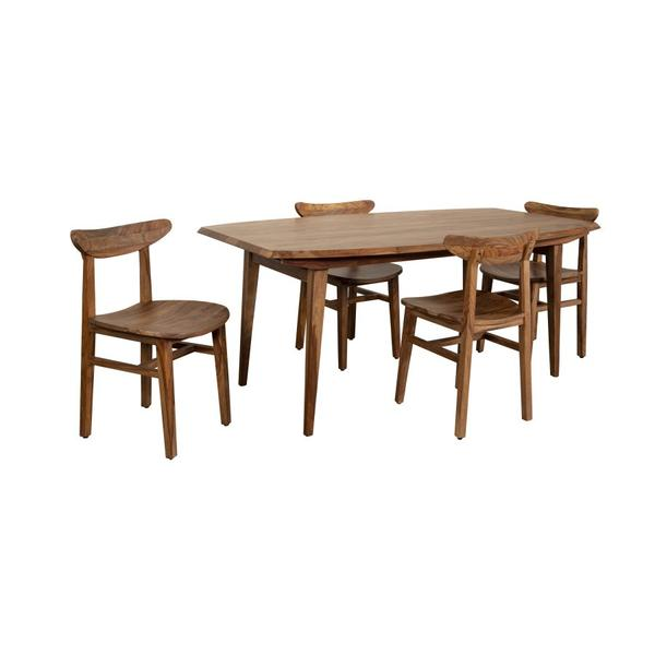 See Details - COMING SOON, PRE-ORDER NOW! Fusion Dining Table & Chair, HC6730S01
