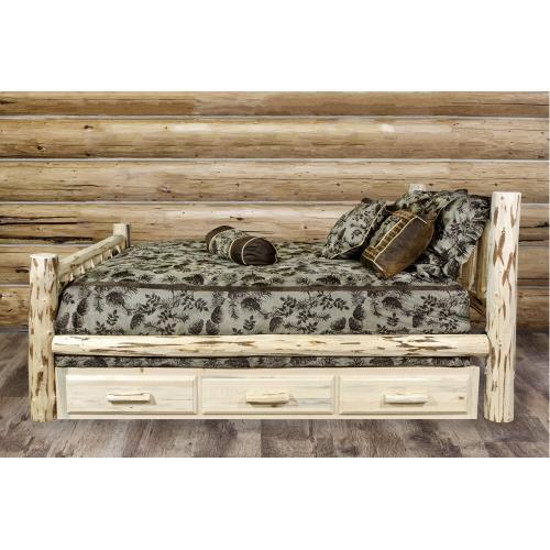 Montana Beds with Storage