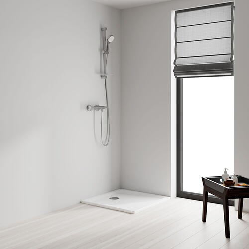 "Grohe - Tempesta Cosmopolitan 24"" Shower Slide Bar Kit - 4 Sprays, 2.5 Gpm"