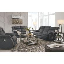 ASHLEY 5380487 5380474 5380498 Burkner Marine Power Reclining Sofa, Power Reclining Loveseat & Power Recliner Group