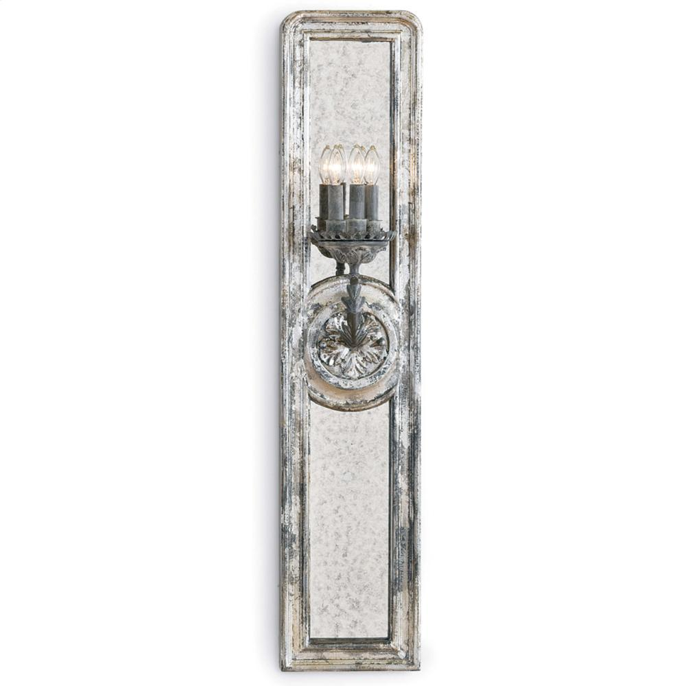 See Details - Florence Panel Sconce (small)