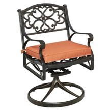 Sanibel Swivel Rocking Chair With Cushion