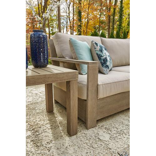 Silo Point 3-piece Outdoor Sectional