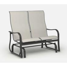 High Back Loveseat Glider - Sling