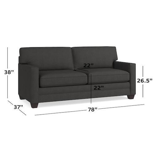 Bassett Furniture - Alexander Track Arm Queen Sleeper
