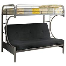 Twin/futon Metal Bunk Bed