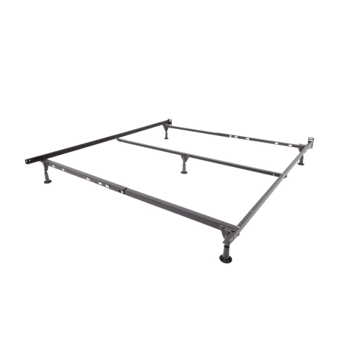 Insta-Lock I-126Q Queen Standard Bed Frame with Glides