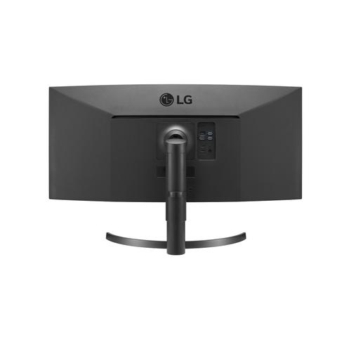 LG - 35'' Curved UltraWide QHD HDR Monitor with USB Type-C