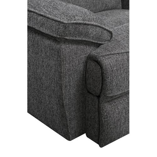 Aurora Full Sleeper and Power Sectional, Lunar Gray U8050-13-27-46-13-k