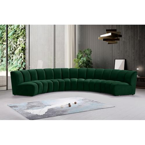 "Infinity Modular 5pc. Sectional - 167"" W x 71"" D x 33"" H"