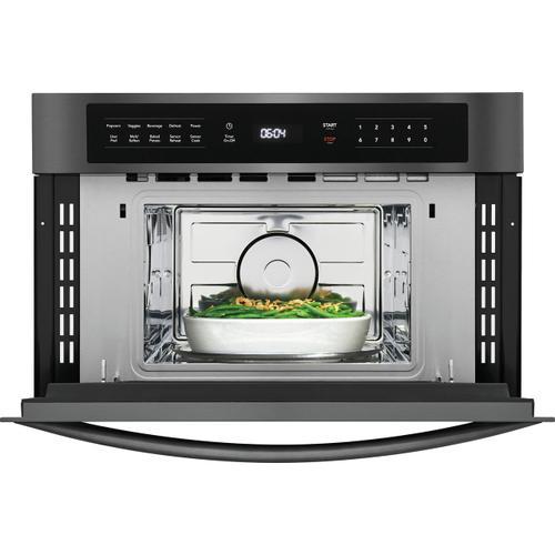 Frigidaire Gallery - Frigidaire Gallery 30'' Built-In Microwave Oven with Drop-Down Door