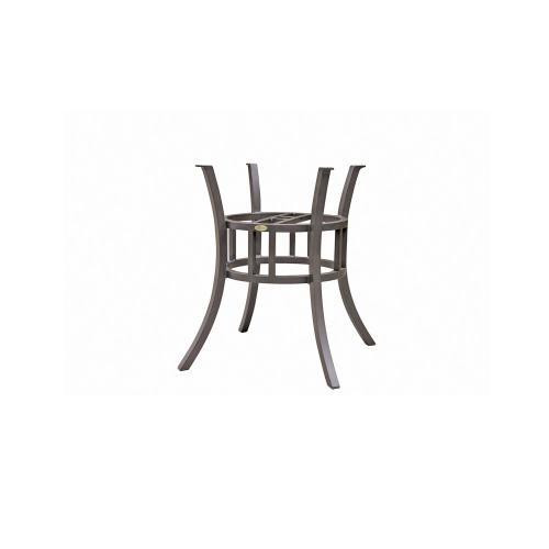 "Ratana - Hamilton Dining Table Base w/Umbrella Hole (42"" Round Top)"