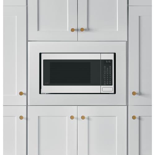Cafe - Café™ 1.5 Cu. Ft. Smart Countertop Convection/Microwave Oven