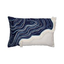 See Details - 14x22 Hand Woven River Pillow