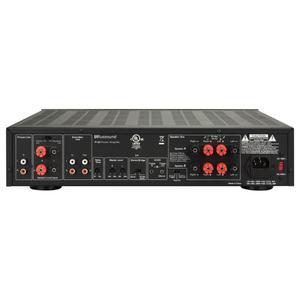 Gallery - P125 Two-Channel, 125W, Dual Source Amplifier