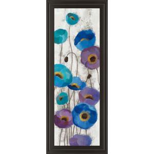 """Bold Aneomes Panel III"" By Silvia Vassilev Framed Print Wall Art"