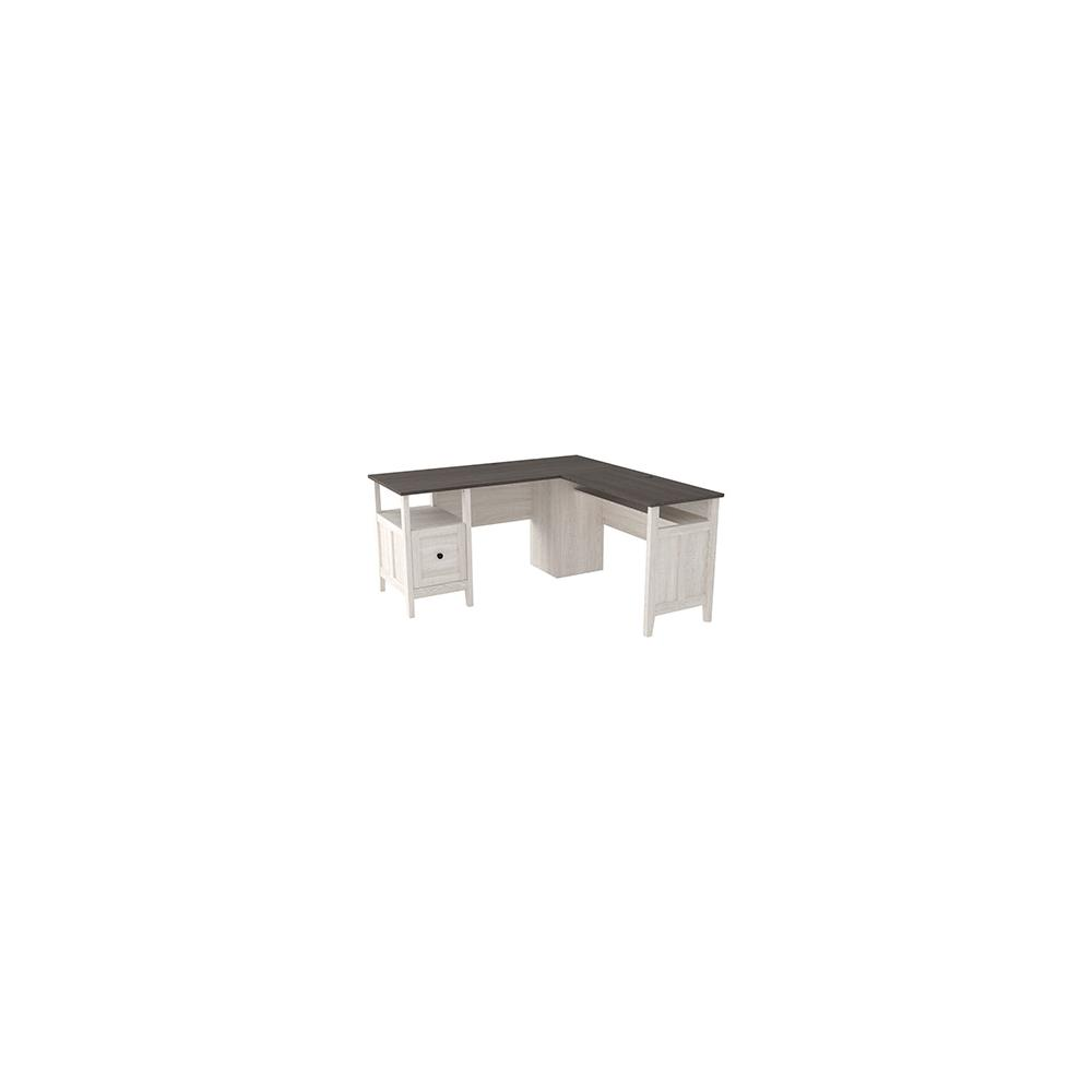 Dorrinson Home Office Desk Return