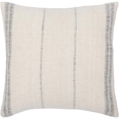 """Surya - Linen Stripe LPE-001 13""""H x 20""""W"""