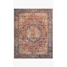View Product - LAY-08 Red / Navy Rug