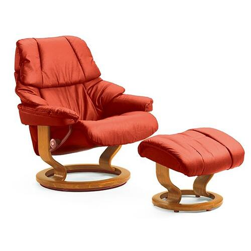 Stressless By Ekornes - Reno (M) Signature chair