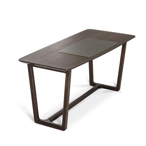 Modrest Clinton - Modern Brown Office Desk